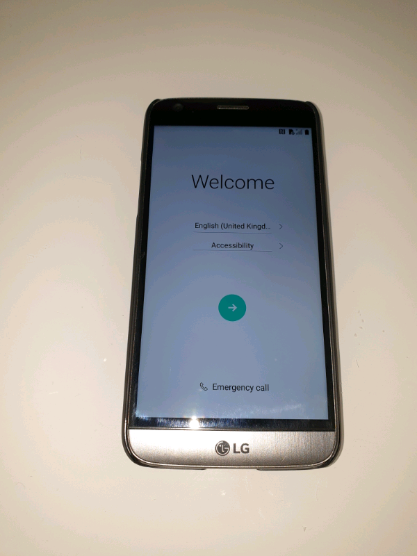 LG G5 unlocked mobile phone | in Holmes Chapel, Cheshire | Gumtree