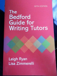The Bedford Guide for Writing Tutors - 5th edition