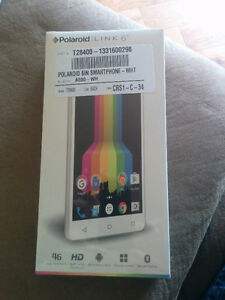 "Polaroid Link 6"" Unlocked Smartphone New in Box"