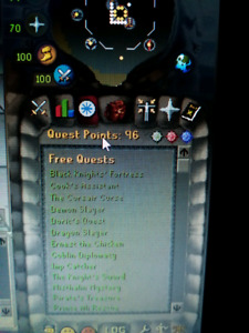 Runescape OSRS 'Updated pictures of Acc'