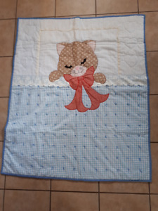 Hand Crafted Baby Quilts