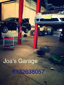 Reliable garage