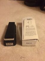 Guitar pedal Brand new in box rmc 10 wah