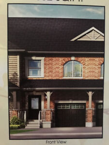 Brand New 3 Bed/2.5 Bath Town House for Rent in South Barrie