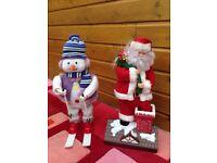 Christmas dolls ONO