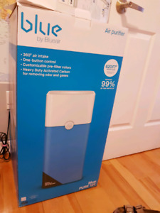 Blueair Blue Pure 121 Air Purifier with Particle/Carbon Filter