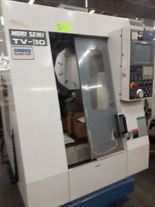 CNC DRILLING AND TAPPING MORI SEIKI  TV30