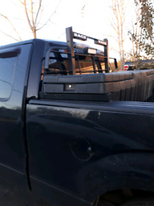 2011 f150 backtrack and tool box for rims