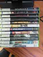 Xbox 360 Bundle of GAMES for sale