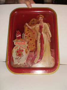 Coca Cola Tray from 1903