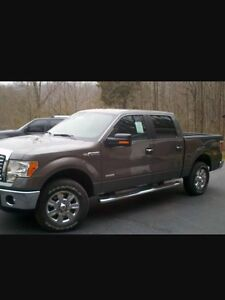 2012 Ford F-150 xtr ecoboost
