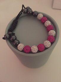 Rox disco ball bracelet