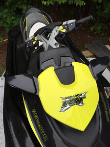 Hardcore 2012 Sea-Doo RXT AS X1503