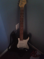 Electric guitar for sale $95 or best offer
