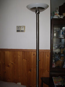Deluxe Torcheire Floor Lamp with dimmer