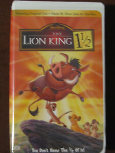 Collector Disney Classics -Aladdin, The Lion King 1 1/2, Flubber