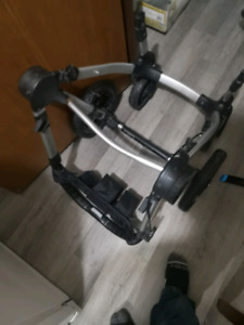 Graco Car seats x2 2014 and double city select stroller