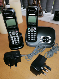 Panasonic twin house phones
