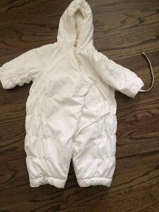 2-4 month old MEXX snowsuit