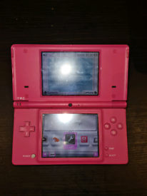 pink dsi no charger