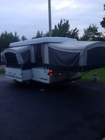 23 feet tent trailer MINT condition
