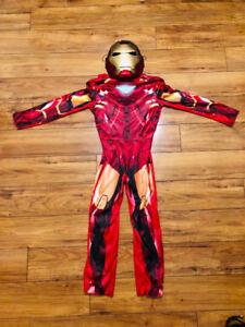 Iron Man Halloween Costume Medium( 7-8)
