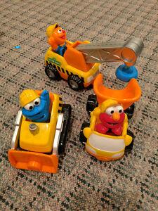 Sesame Street Trucks Cambridge Kitchener Area image 1