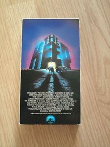 The Keep (1983) VHS tape