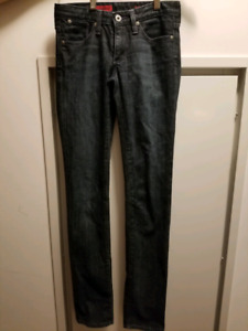 "AG Jeans Adriano Goldschmied ""Casablanca"" sz24 FREE TO WHO WANTS"