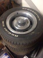 15 inch rally wheels 1969 camaro
