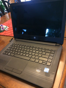 """14"""" HP Laptop for sale"""