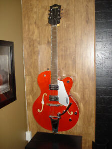 magnifique Gretsch Electromatic G5120 hollow-body, 100% original