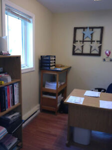 Perfect office space &warehouse with loading dock for lease!