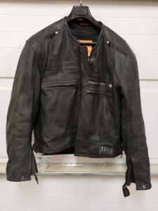 Icon motorcycle jacket size L