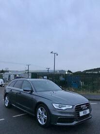 62 2012 Audi A6 Avant 2.0TDI ( 177ps ) ( C7 ) S Line