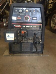 305 Diesel Welder
