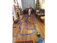 Thomas the Tank Engine Huge Child's Train Set