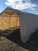 Car tent storage tent