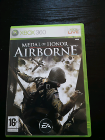 Medal of honor airborne Xbox 360 game