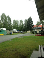 Campground Sites for RV's for Rent.