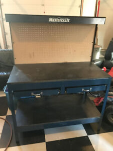 Free Standing Tool Bench