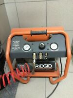Ridgid compressor 4.5 gallon