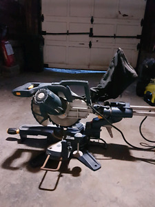 Mitre saw - sold ppu