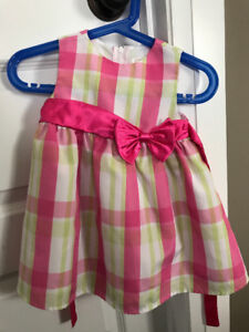 Baby girl dress size 6-12M