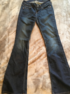 Guess and Mavi Jeans