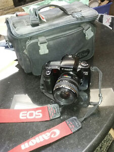 Canon EOS A2 with ultrasonic 28-105m mm lens