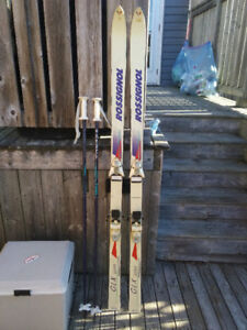 Rossignol Ladies GLX Super Skis