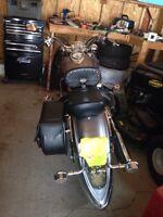 2003 Yamaha Vstar 1100 (trade for motocross)