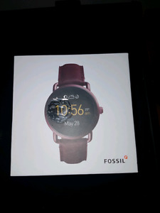 Fossil watch for android