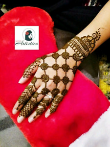 Beautiful HENNA Tattoo (Mehandi)- Just for $5